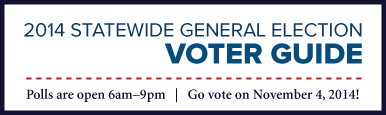 2014 General Election Voter Guide