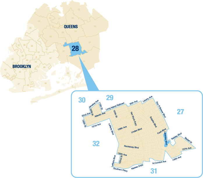 2011 NYC Voter Guide: District Maps
